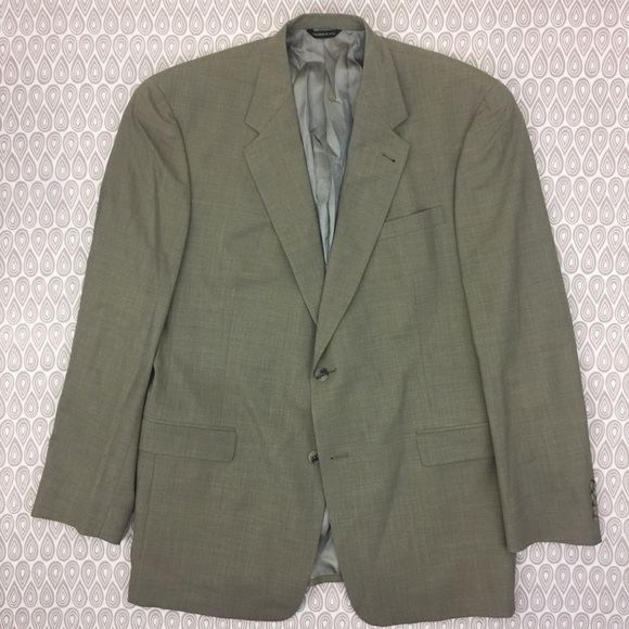 Austin Reed Suits Blazers Austin Reed Mens Suit Jacket Blazer Size 46 L P99 Poshmark